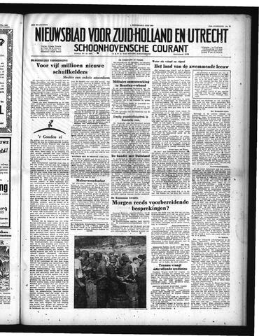 Schoonhovensche Courant 1951-07-04