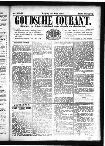 Goudsche Courant 1907-06-28