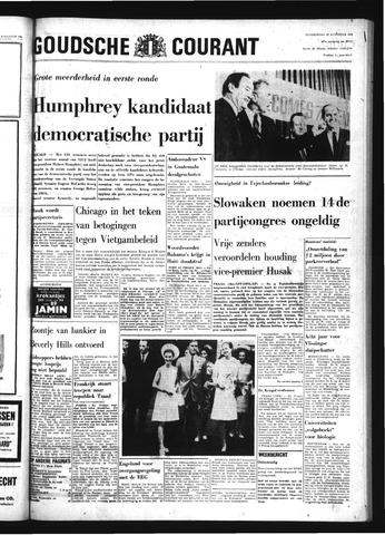 Goudsche Courant 1968-08-29