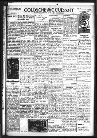 Goudsche Courant 1943-11-19