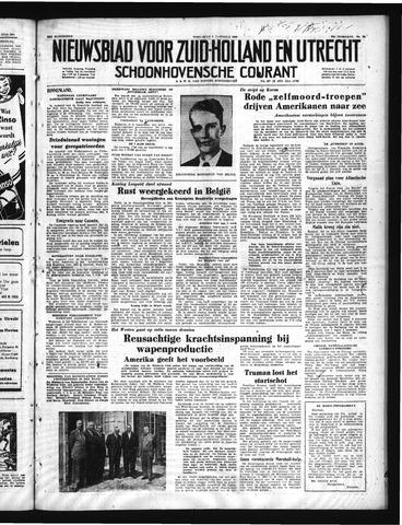 Schoonhovensche Courant 1950-08-02
