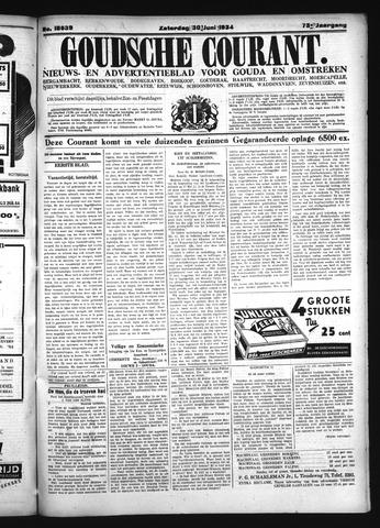 Goudsche Courant 1934-06-30