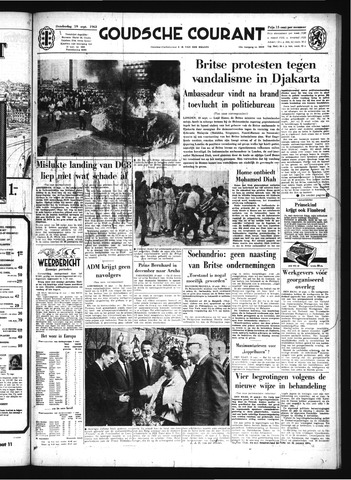 Goudsche Courant 1963-09-19