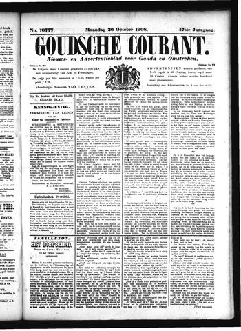 Goudsche Courant 1908-10-26