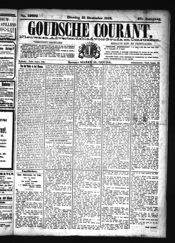 Goudsche Courant 1918-12-31
