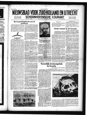 Schoonhovensche Courant 1951-07-23