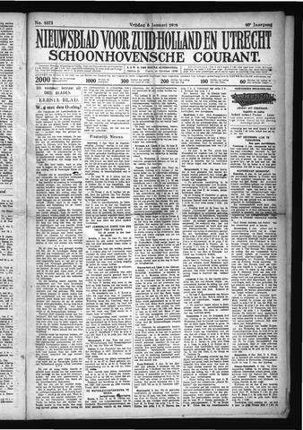 Schoonhovensche Courant 1928-01-06