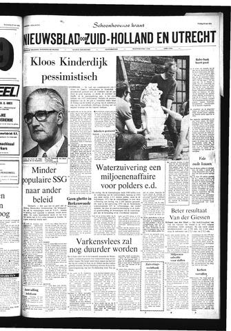 Schoonhovensche Courant 1973-05-25