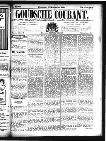 Goudsche Courant 1914-09-02
