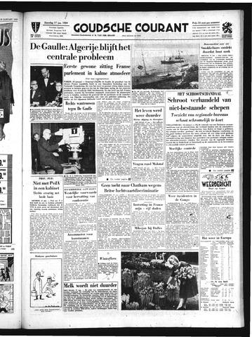 Goudsche Courant 1959-01-17