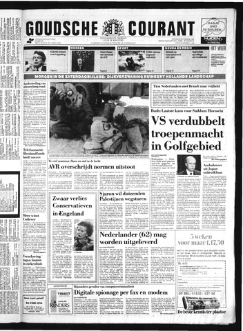 Goudsche Courant 1990-11-09