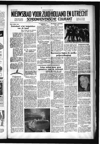 Schoonhovensche Courant 1953-01-28