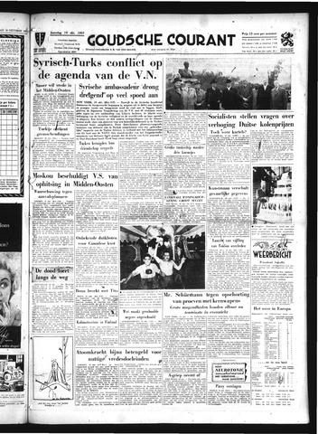 Goudsche Courant 1957-10-19