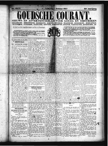 Goudsche Courant 1927-10-01