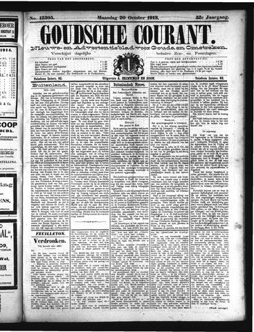 Goudsche Courant 1913-10-20