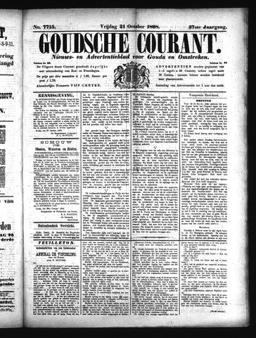 Goudsche Courant 1898-10-21