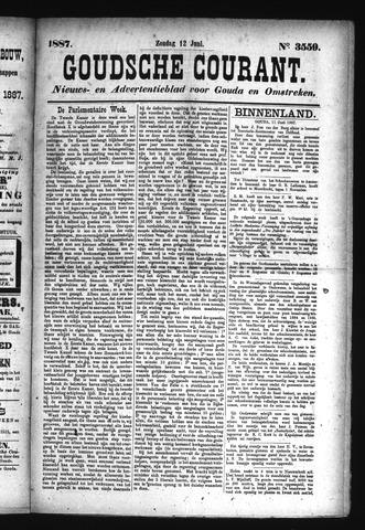 Goudsche Courant 1887-06-12