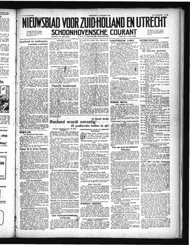 Schoonhovensche Courant 1948-08-11
