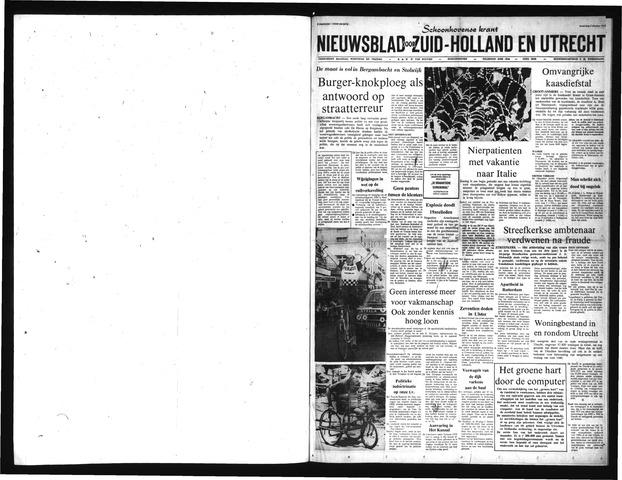 Schoonhovensche Courant 1972-10-02