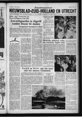 Schoonhovensche Courant 1961-03-03