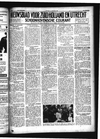 Schoonhovensche Courant 1942-08-17