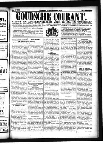 Goudsche Courant 1931-12-15