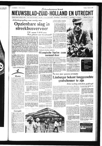 Schoonhovensche Courant 1968-10-04