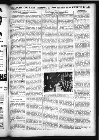 Goudsche Courant 1936-11-13