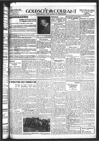 Goudsche Courant 1943-05-25