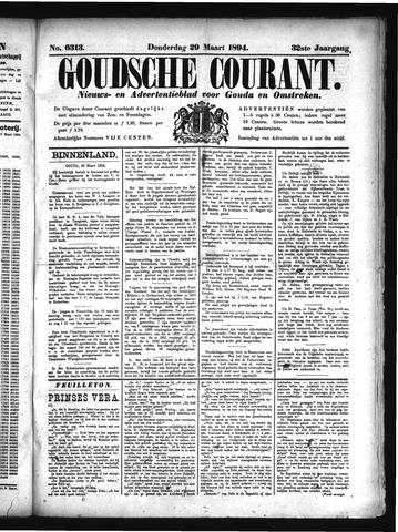 Goudsche Courant 1894-03-29