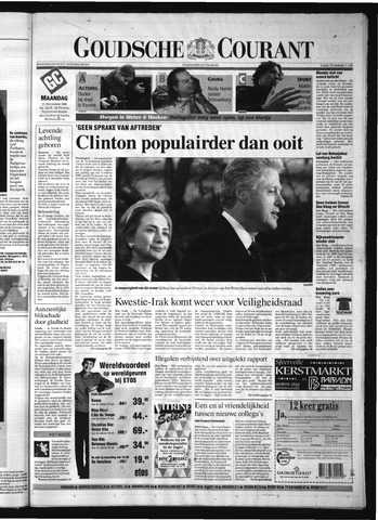 Goudsche Courant 1998-12-21