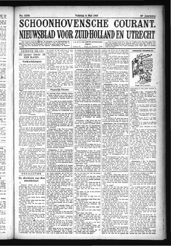 Schoonhovensche Courant 1927-05-06