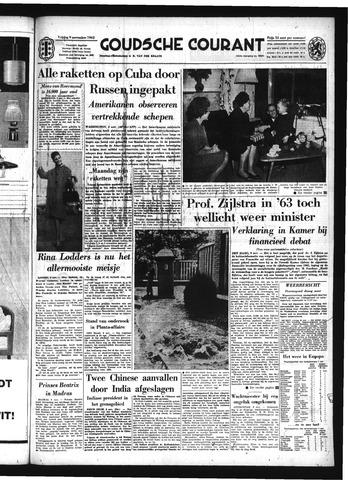 Goudsche Courant 1962-11-09