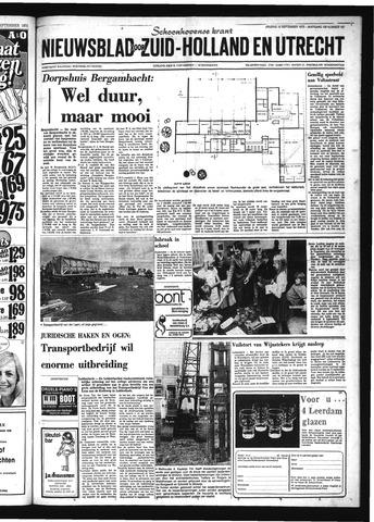 Schoonhovensche Courant 1975-09-12