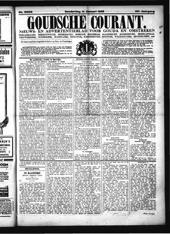 Goudsche Courant 1926-01-14