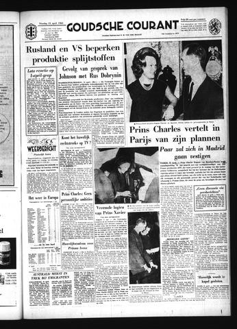 Goudsche Courant 1964-04-21