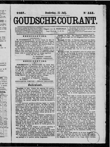 Goudsche Courant 1867-07-25