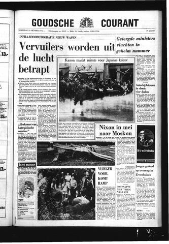 Goudsche Courant 1971-10-13