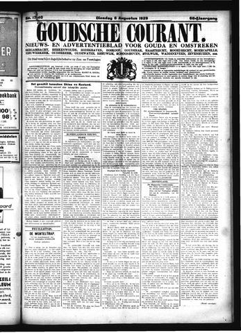 Goudsche Courant 1929-08-06