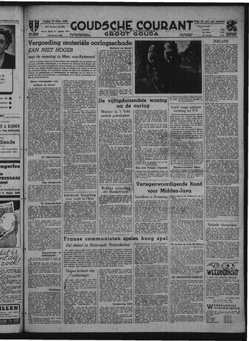 Goudsche Courant 1949-02-25