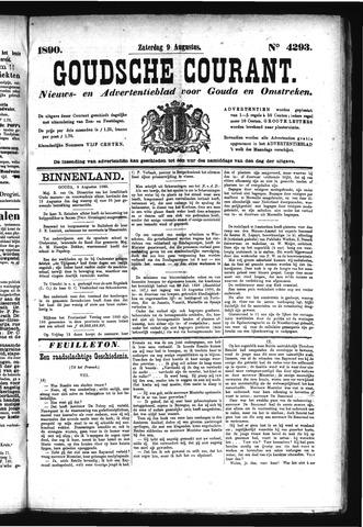 Goudsche Courant 1890-08-09