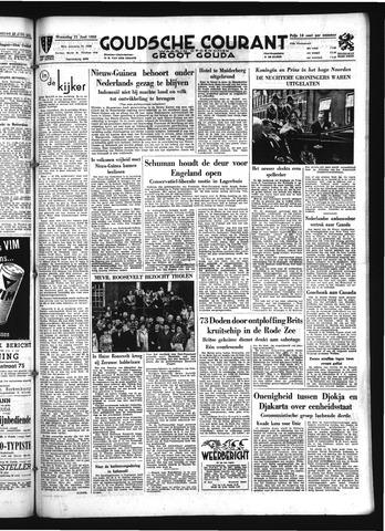 Goudsche Courant 1950-06-21