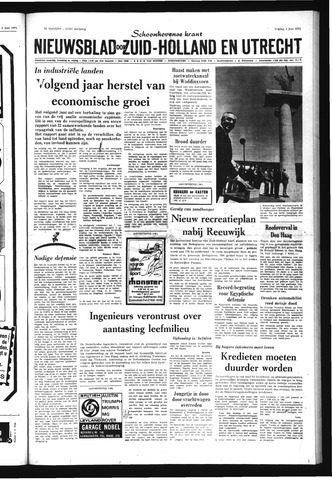 Schoonhovensche Courant 1971-06-04