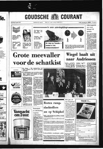 Goudsche Courant 1977-04-02