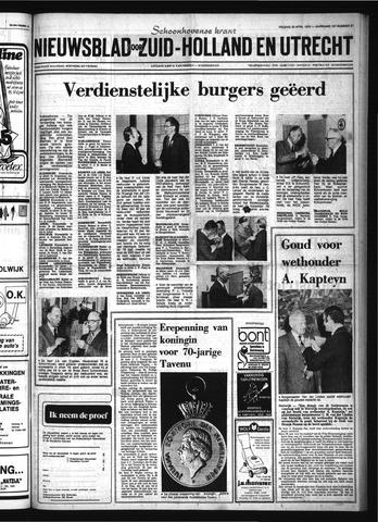 Schoonhovensche Courant 1976-04-30