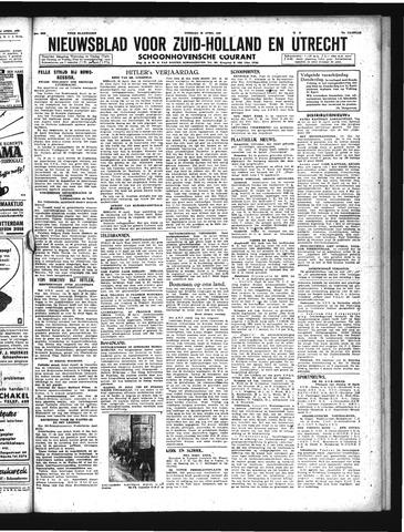 Schoonhovensche Courant 1943-04-20