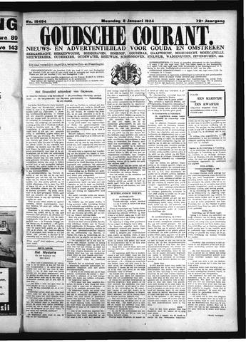 Goudsche Courant 1934-01-08