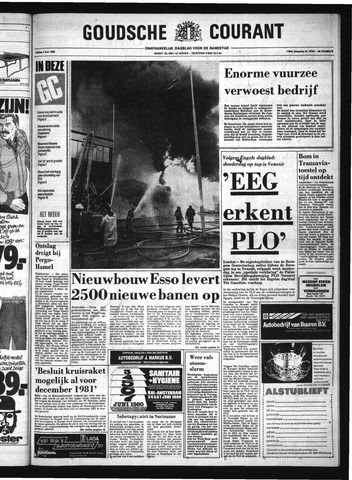 Goudsche Courant 1980-06-06