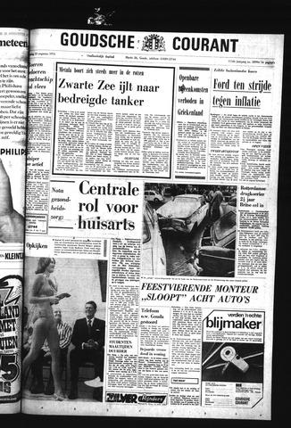 Goudsche Courant 1974-08-13
