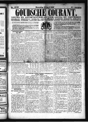 Goudsche Courant 1928-04-25